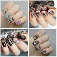 BORN PRETTY Nail Art Stamping Image Plate Template DIY Coffee Time Design BP-91