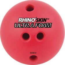 "Champion Sports Rhino Skin 1 lb Foam Bowling Ball RSFB10 Bowling Ball 8"" DIA NEW"