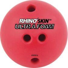 "Champion Sports Rhino Skin 1 lb Foam Bowling Ball RSFB10 Bowling Ball 8"" DIA NEW"
