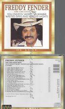 CD--FENDER,FREDDY--GREATEST HITS