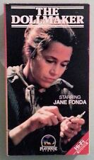 jane fonda  THE DOLLMAKER  geraldine page  VHS VIDEOTAPE doll maker