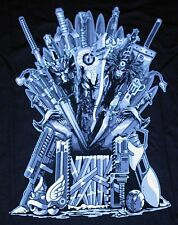"""Throne of Games"" NES Kart Link FF VII Mahup Men's Medium Shirt Teefury"