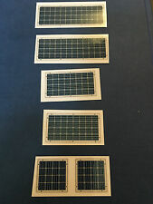 Model Boat Fittings  CMBA54-15 Solar Panels Array Medium Size (6)