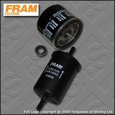 KIT Di Servizio Renault Clio MK3 1.2 16V TEC FRAM olio filtri di carburante (2007-2012)