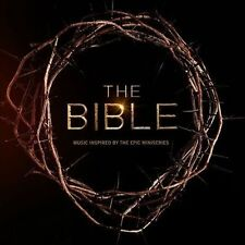 The Bible: Music Inspired By The Epic Mini Series, New Music