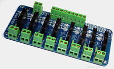 250V 2A 8 Channel OMRON SSR G3MB-202P Solid State Relay Module For Arduino - UK
