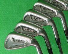 Adams Idea Tech a4R Irons 4-GW Factory Steel & Graphite Regular