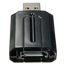 USB 3.0 To SATA External 5Gbps Convertor Adapter For 2.5/3.5Inch Hard Disk Black