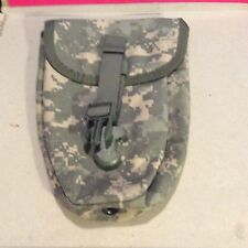 Military Issue Digital Molle E-Tool Entrenching Shovel Cover Pouch New