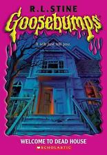 Welcome To Dead House (Turtleback School & Library Binding Edition) (G-ExLibrary