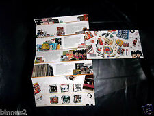 THE BEATLES ROYAL MAIL UK 2007 TEN STAMPS COLLECTORS PACK MINT COMPLETE SET FAB