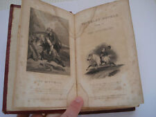1829 THE WAVERLEY NOVELS VOL. V THE ANTIQUARY ~ BOOK