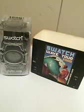 VINTAGE SWATCH WAVE TOUR 2000 RARE SWATCH WAVE ACCESS WATCH SXW100C swatch.beat