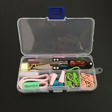Practical Knitting Tools Kit Crochet Needle Hook Accessories Supplies With Case