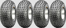(4) 16X8-7 CST C829 ATV Tire Set For Suzuki LTZ50/Kawasaki KFX50/Most 50cc ATV's