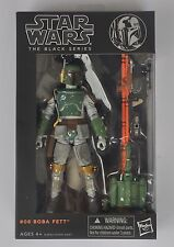 "New Star wars the Black Series 6"" Action Figure Boba Fett Gift (new in box)"