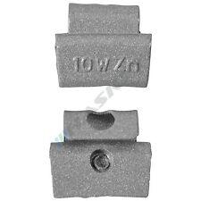 10g x 25 Schlaggewichte Alufelgen Auswuchtgewichte Wuchtgewichte Gewichte Felgen
