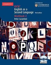 Cambridge IGCSE English as a Second Language Workbook 2 with Audio CD (Cambridge