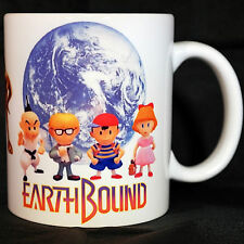 EARTHBOUND - Coffee MUG CUP - SUPER NES - Earth Bound - Mother 2 - RPG