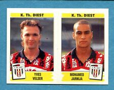 FOOTBALL 96 BELGIO Panini -Figurina-Sticker n. 390 - DIEST -New