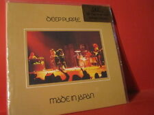 "DCC LPZ-2052 DEEP PURPLE "" MADE IN JAPAN "" (PURE ANALOGUE LP/FACTORY SEALED)"