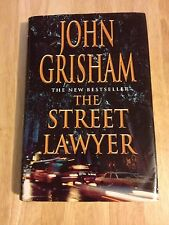 The Street Lawyer - John Grisham - First Edition 1998 - Hardback Book - 1st