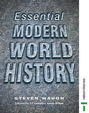 Essential Modern World History: Students' Book by Steven Waugh (Paperback, 2001)