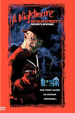 A Nightmare on Elm Street 2 - Freddy's Revenge (DVD, 2000)