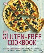 Gluten Free Diet Cook Book Healthy Eating Weight Loss Nutrition Food Wheat NEW