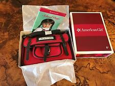 Molly School Bag Set - New in Box - American Girl - Retired - Valentine's Day