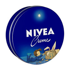[NIVEA] TALES Creme Blue Tin Lotion 60ml GERMANY (LIMITED Leo Rabbit House)