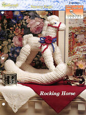 Rocking Horse, Crochet Collector's pattern