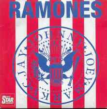 RAMONES - UK PROMO CD ALBUM (2007) BLITZKRIEG POP, PIN HEAD, PET SEMETARY ETC