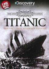 Titanic - Maritime's Most Notorious Disaster (New 3 DVD set) White Star Line