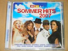 BOITIER 2 CD / RTL / SOMMER HITS 2007 / NEUF SOUS CELLO