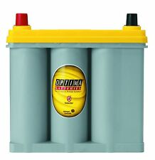 Optima® 8071-167 YellowTop® Deep Cycle & Starting AGM Battery D51