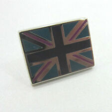 Paul Smith Union Jack Pin Badge With Dark Blue Cross RRP £35
