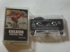 Kreator - Endless Pain Cassette EX USA thrash metal