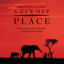 A Far Off Place -  Complete Score - Limited Edition - OOP - James Horner