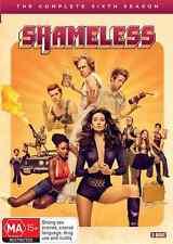 Shameless : Season 6 (DVD, 3-Disc Set) NEW