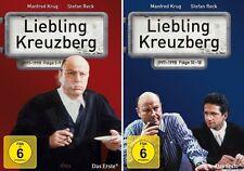 Manfred Krug LIEBLING KREUZBERG 1997 - 1998 18 EPISODEN Staffel 5  6 DVD Edition