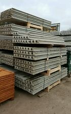Concrete Fence Post 8ft Slotted Premium Quality