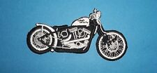 `MOTOR BIKE PATCH` SEW OR IRON ON PATCH
