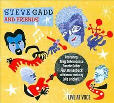 Live at Voce, Steve Gadd & Friends, New