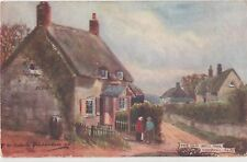 POSTCARD IOW  CODSHILL The Old Bell Inn       Tuck