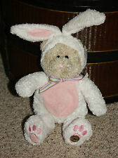 NEW Starbucks Bearista Bear Bunny White 2003 26th Edition Plush Rabbit NWT C9
