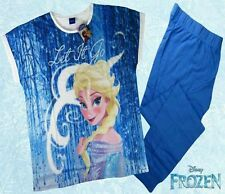 adult official disney frozen pyjames size 18/20