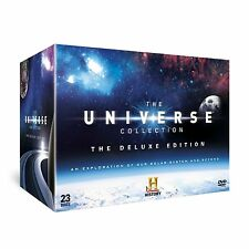 The Universe Collection (DVD, 2012, 23-Disc Set)