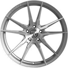 Rohana RF2 19x9.5 5x114 et40 Titanium Rims Fits Mazda 3 Rx8 Eclipse (Tc 2010+)