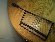 "Vintage Handmade Saw w/ Hack Saw Blade Hammer Tool - 21-5/8"""